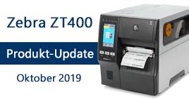 Produkt-Update der Zebra ZT400-Serie