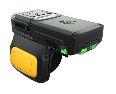 Ringscanner Zebra RS5100 Rückansicht