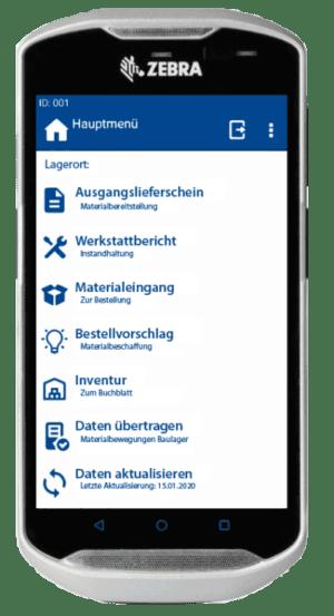 Mobile Datenerfassung - Mehr Transparenz in ihrem Unternehmen