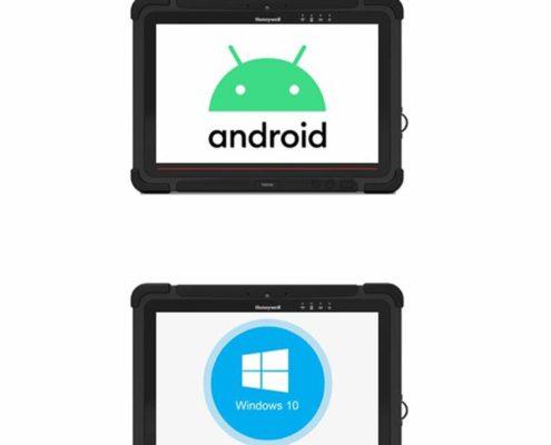 Honeywell RT10 Tablet