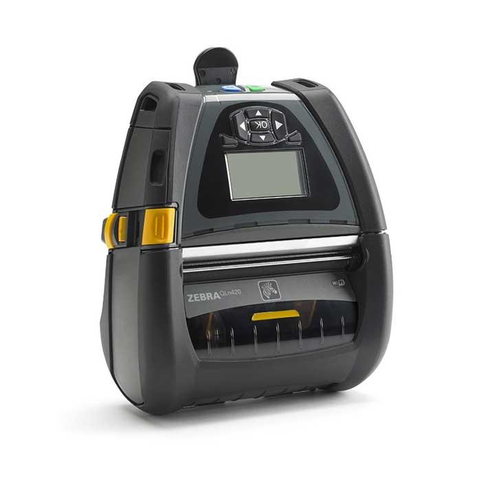 Zebra QLn420 Mobil Beleg- und Etikettendrucker