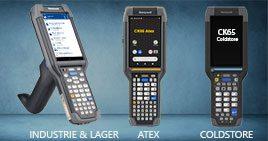 Honeywell CK65 - Der Allroung Mobilcomputer für die Industrie