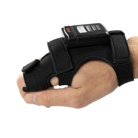 Handschuhscanner-Handrückenscanner