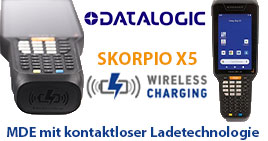 MDE Datalogic Skorpio X5