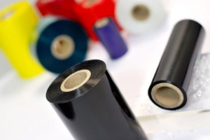 Farbband/Ribbons für Barcode Etikettendrucker