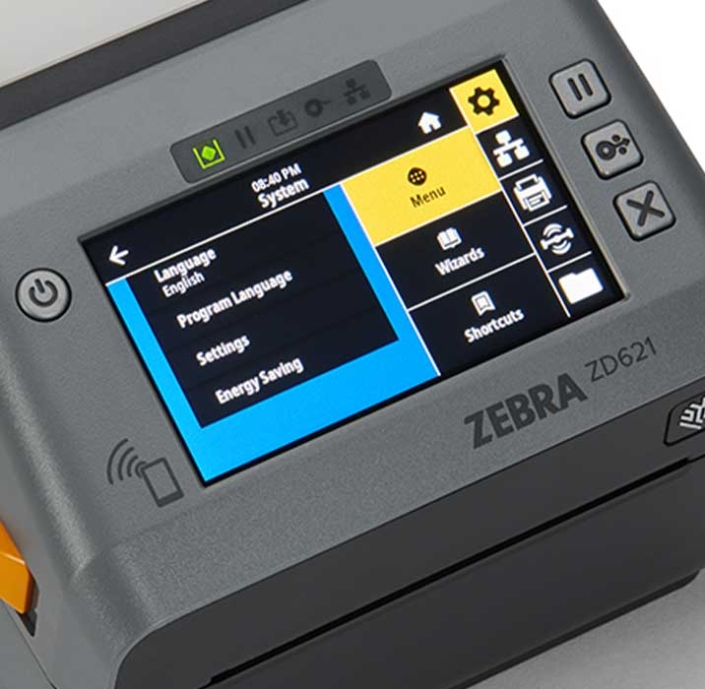 Barcode Drucker Zebra ZD621