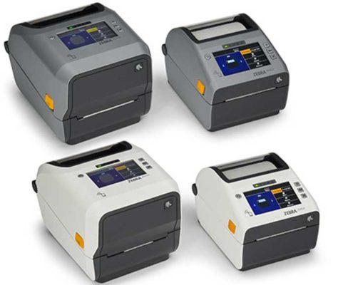Barcode Drucker-Serie Zebra ZD621