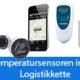 Drahtlose TemPeratursensoren in der Logistik