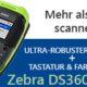 Zebra Barcode Scanner DS3600-KD