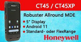 Honeywell CT45/CT45XP